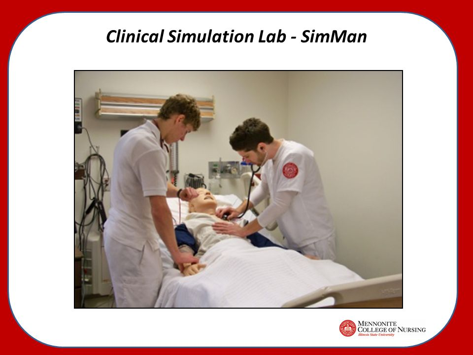 Clinical Simulation Lab - SimMan