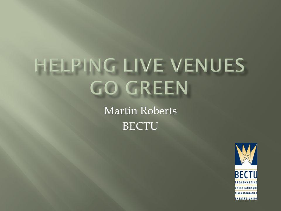 Martin Roberts BECTU