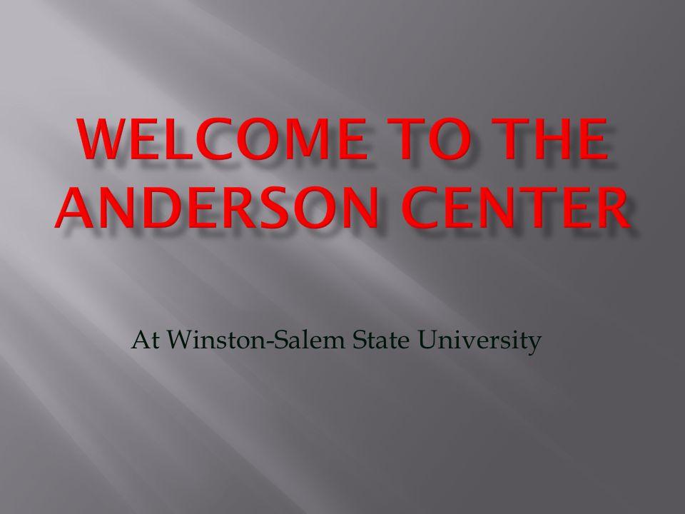 At Winston-Salem State University