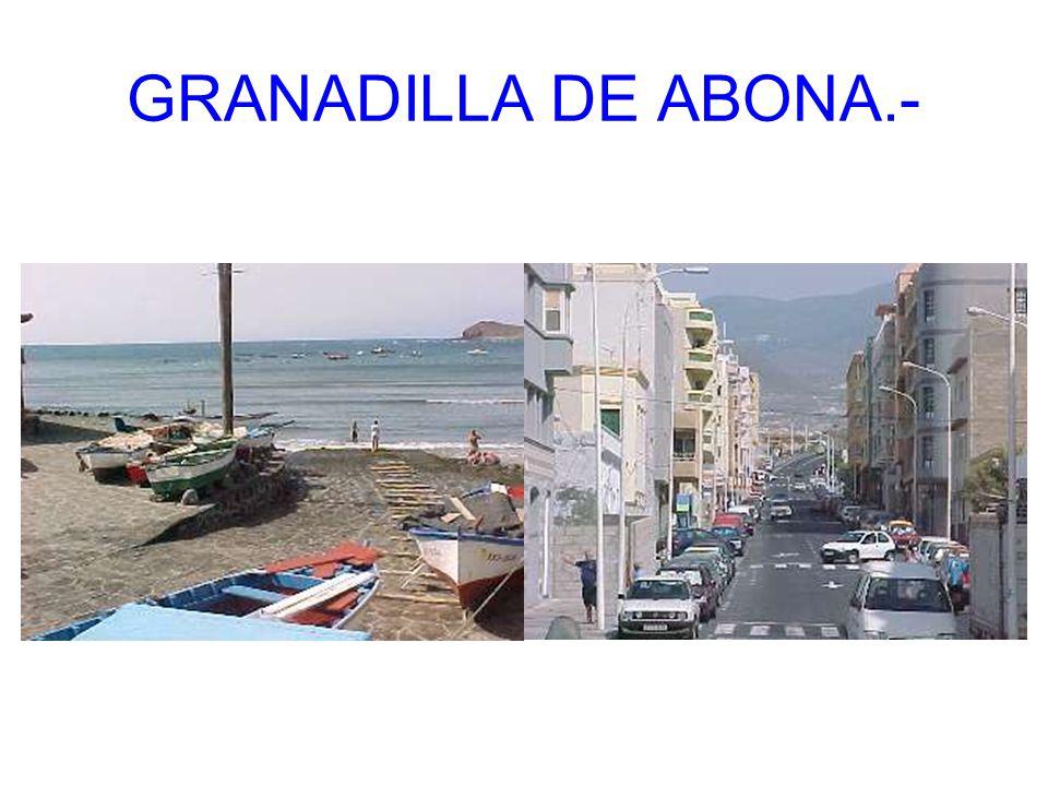 GRANADILLA DE ABONA.-