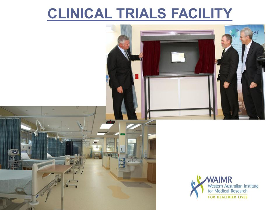 CLINICAL TRIALS FACILITY