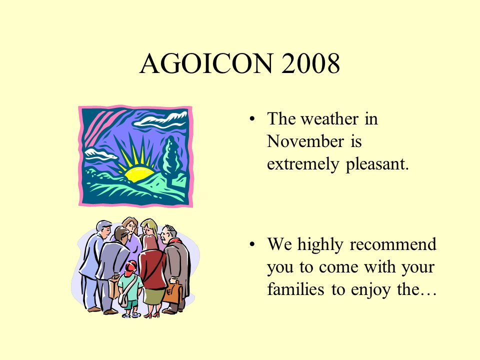 AGOICON 2008 A grand quiz awaits you all – and the prizes too…….