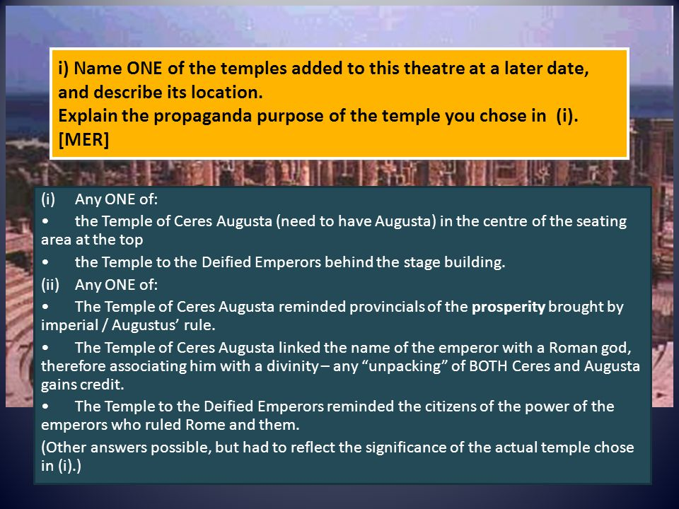 What evidence is there to suggest that this theatre was designed and constructed more in the Roman tradition than in the Greek tradition.