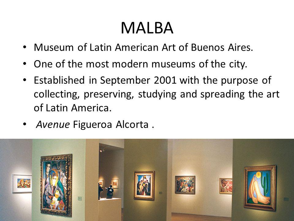 The Magna Carta and the Four Argentine Regions o Location: Av.