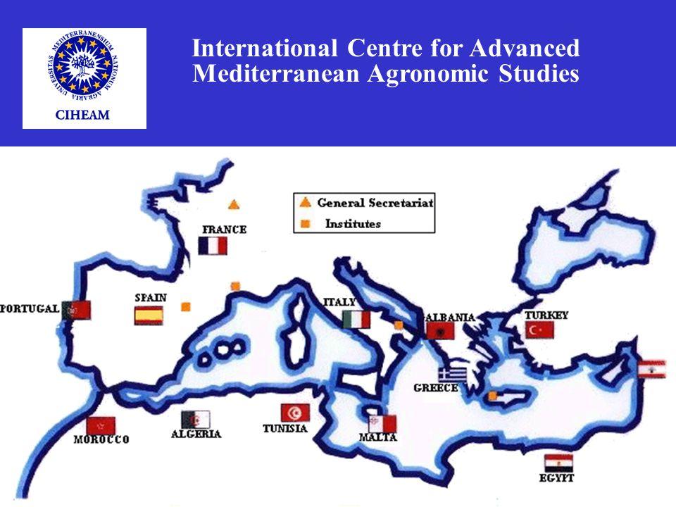 International Centre for Advanced Mediterranean Agronomic Studies