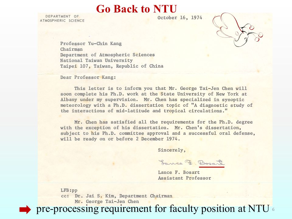pre-processing requirement for faculty position at NTU 6 Go Back to NTU