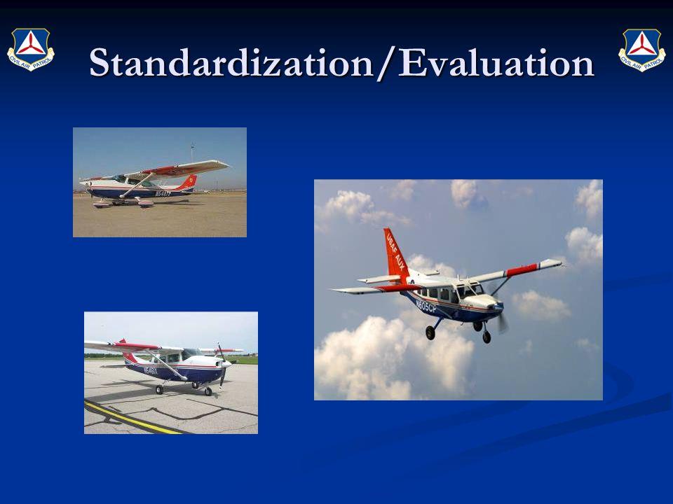 Standardization/Evaluation Standardization/Evaluation