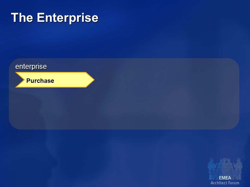 EMEA enterprise Purchase The Enterprise