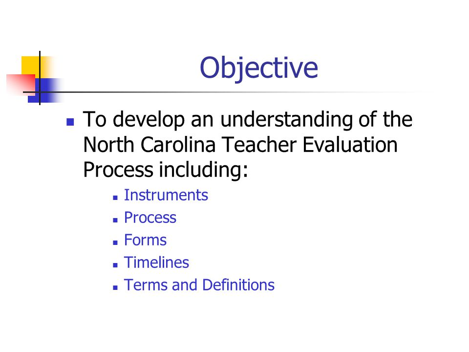 Agenda Welcome Back Lesson Presentation PPT of the evaluation process, required documents, and timelines Activities to reinforce learning Review Homew