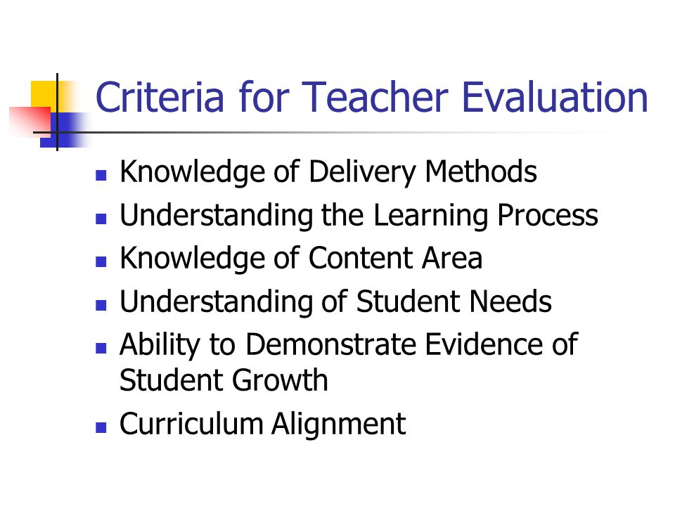 Notes Continued Best practices encourage multiple sources of data. The teacher and/or the observer may place written comments regarding the evaluation