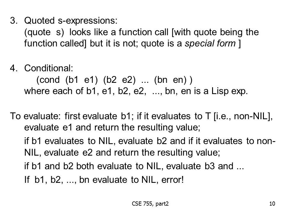 CSE 755, part2 3.