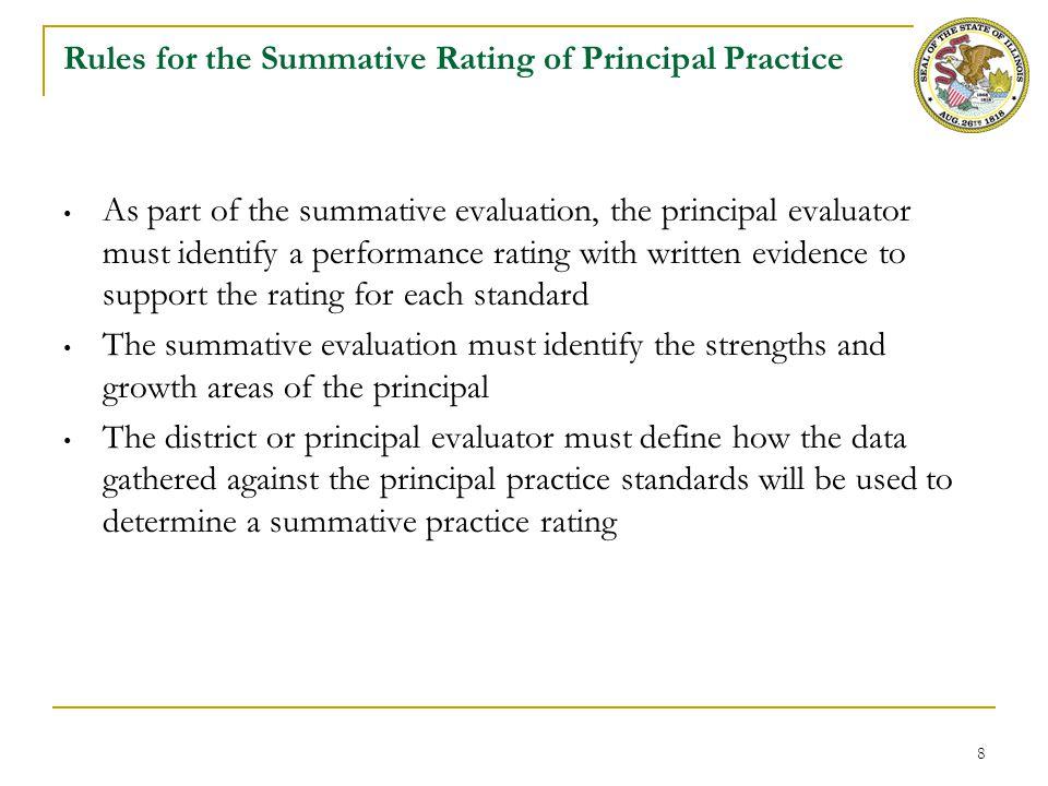 39 Illinois Standards for Principal Evaluation StandardIndicator III.