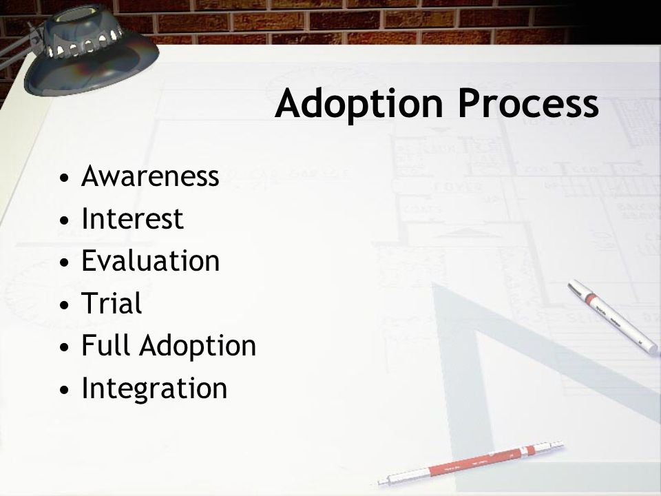 Adoption Models Research based CBAM--Concerns-Based Adoption Model –Focuses on the concerns of the users Stages of Concern Questionnaire Level of Use Questionnaire