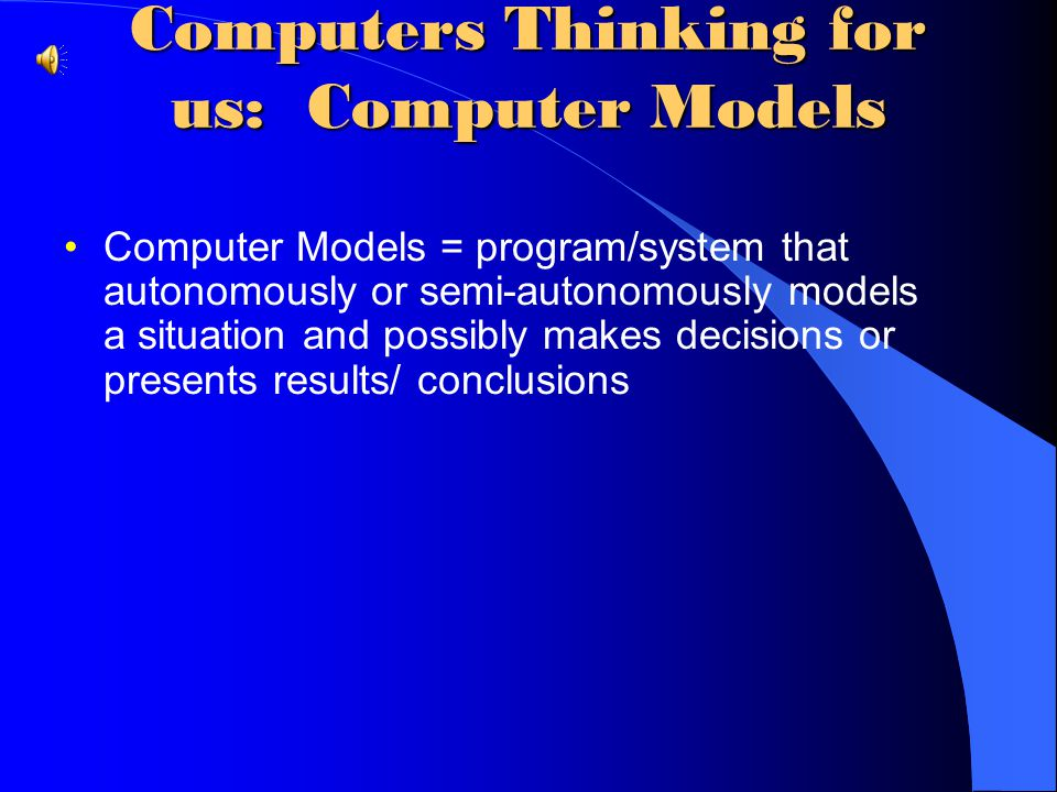 Writing, Thinking and Deciding? Have computer/technology/web tools displaced skills that were once important?? –Example: Is it okay to create a paper
