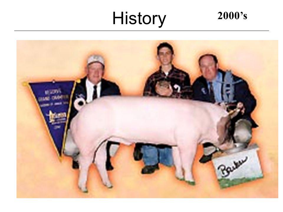 History 2000's