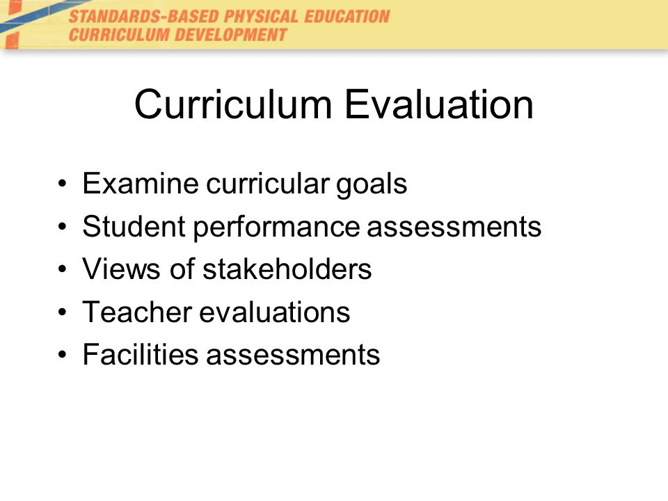 Developing the eval.