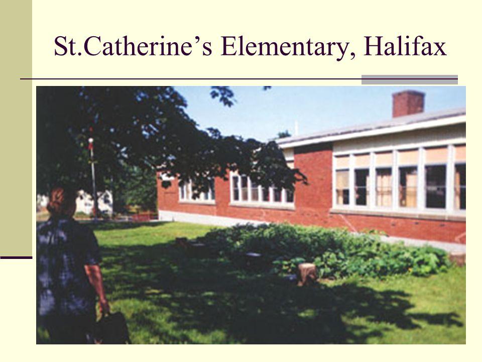 St.Catherine's Elementary, Halifax