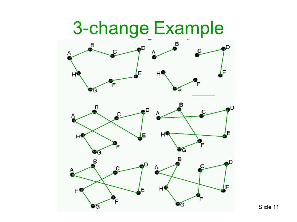 Slide 11 3-change Example