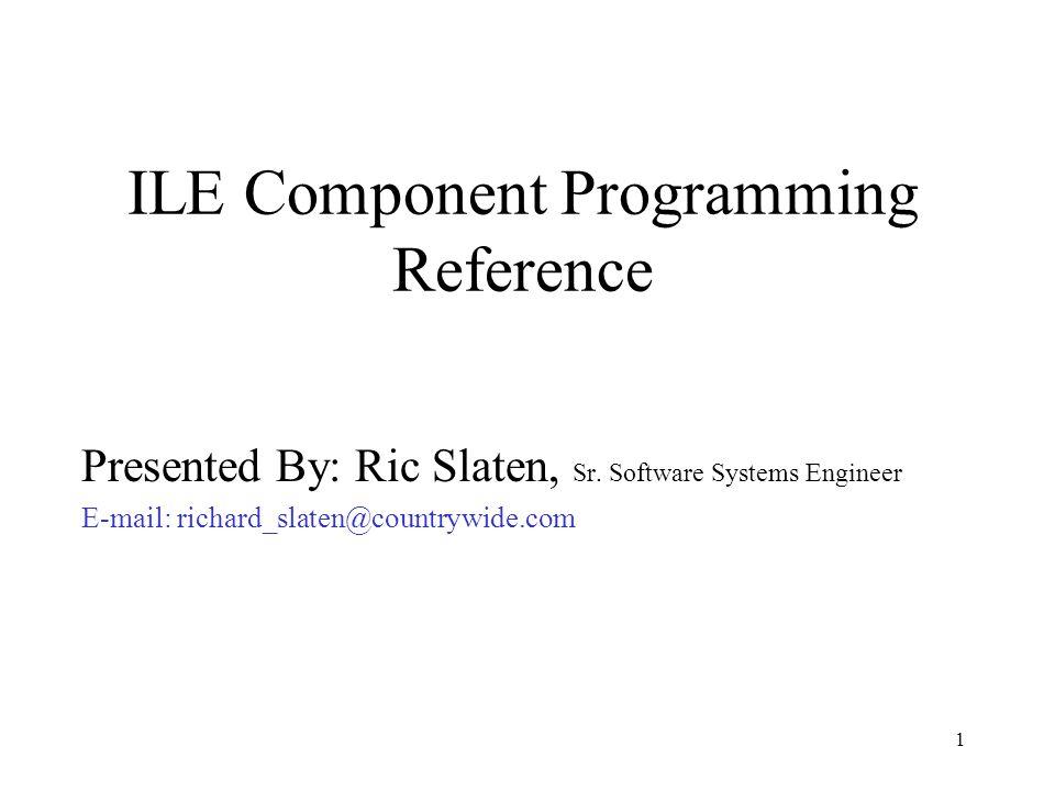 12 Module Object Example (continued) Work variables (cont.) C specs Procedure (1) end Procedure (2) begin Procedure interface Work variables C specs Procedure (2) end Procedure (3) begin *------------------------------------------------------------------- C******* Calculation specifications go here *------------------------------------------------------------------- PgetMLTSITEL01sitecode...