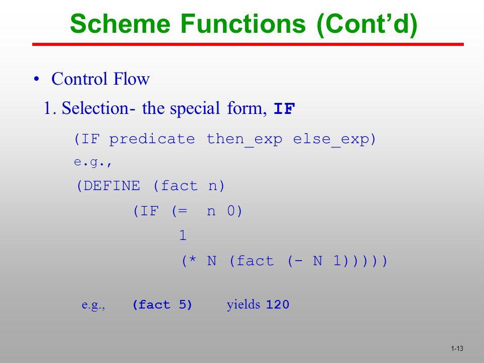 1-13 Control Flow 1.