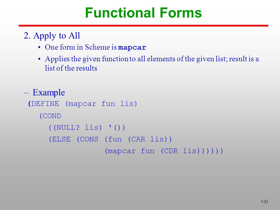 1-23 Functional Forms 2.