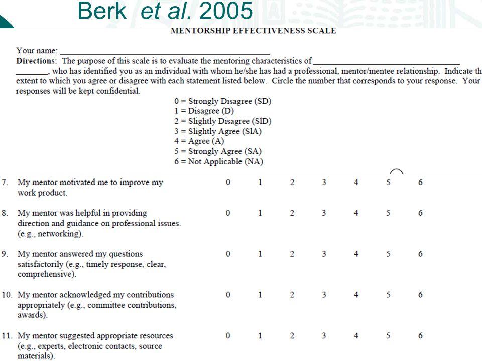 Berk et al. 2005