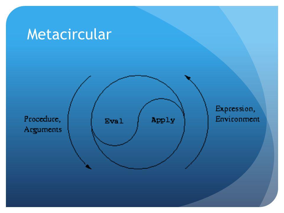Metacircular