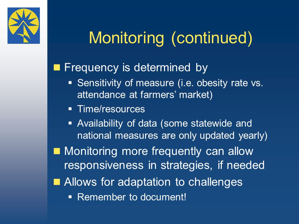 Full Detailed Plan Example Priority Area- Decrease Obesity Goal 1.