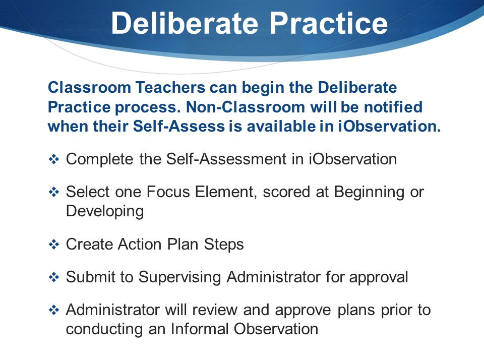 MOU Details  All teachers will receive two informal observations for Domain 1.