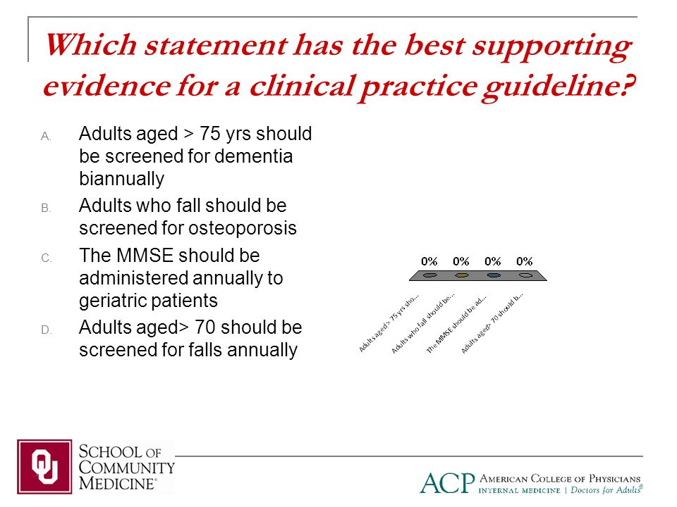 RCT evidence best supports which treatment option(s) to reduce fall risk.