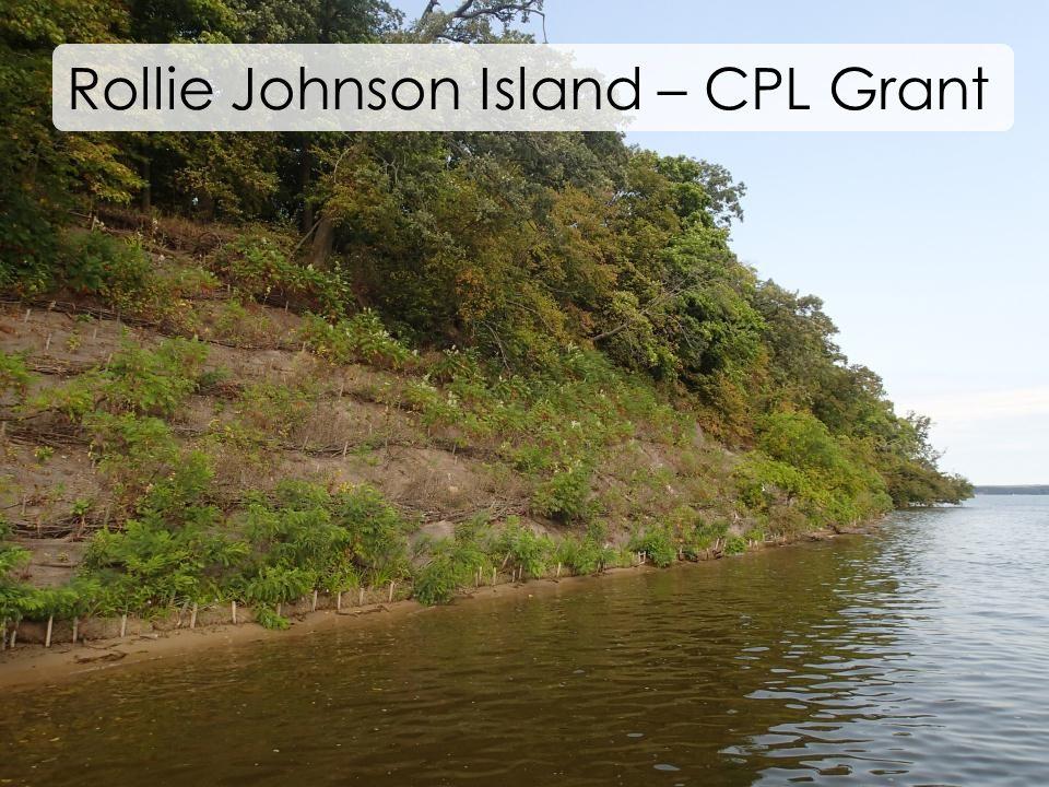 Rollie Johnson Island – CPL Grant