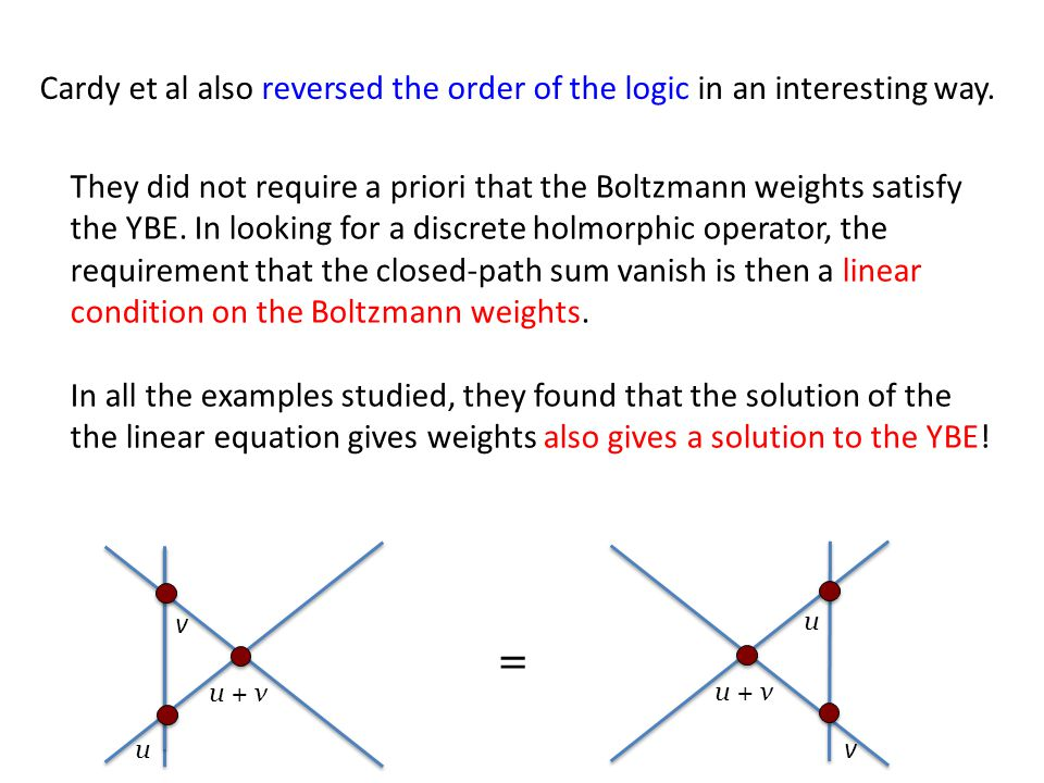 Cardy et al also reversed the order of the logic in an interesting way.