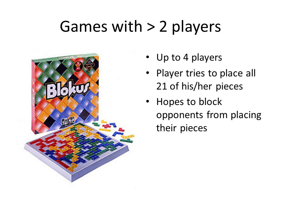 A Four-Player Game Blue to move Yellow to move Red Green … … … ………… (5,7,2,9)(4,3,1,1)(2,6,10,2)(6,4,19,8) (5,7,2,9)(3,5,1,8)(8,7,6,5)(9,7,1,3)(4,3,2,1)(4,4,4,4)(6,4,19,8)(3,5,7,9) (5,7,2,9)(8,7,6,5)(4,4,4,4)(6,4,19,8) (5,7,2,9)(4,4,4,4) (5,7,2,9)