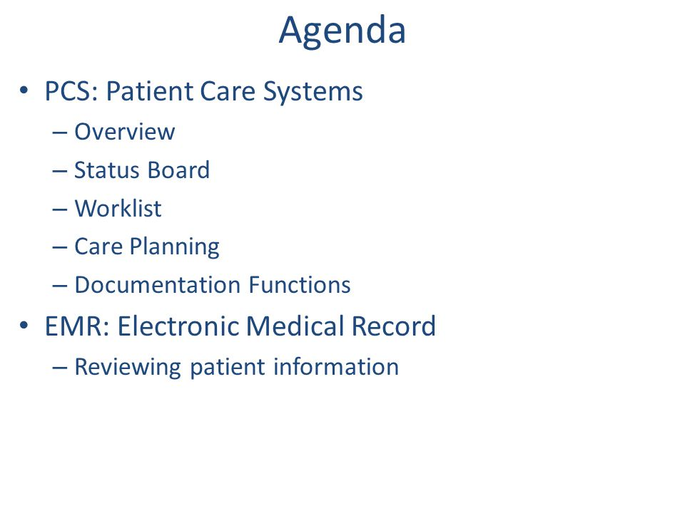 Patient Care The Patient Care tab provides a view only overview of all assessments and interventions documented on the patient.