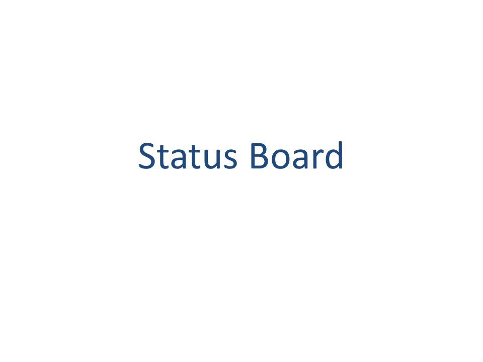 PCS Status Board Patient Assignment List/Home Page Displays Pertinent Patient Information – Relevant to the particular patient location ie: Psych, MedSurg, Rehab, etc Continuously Refreshes with new information (every 5 minutes) Launching pad to various patient care routines Status Board Function Buttons Patient Assignment List Patient Care Routines & Function Buttons