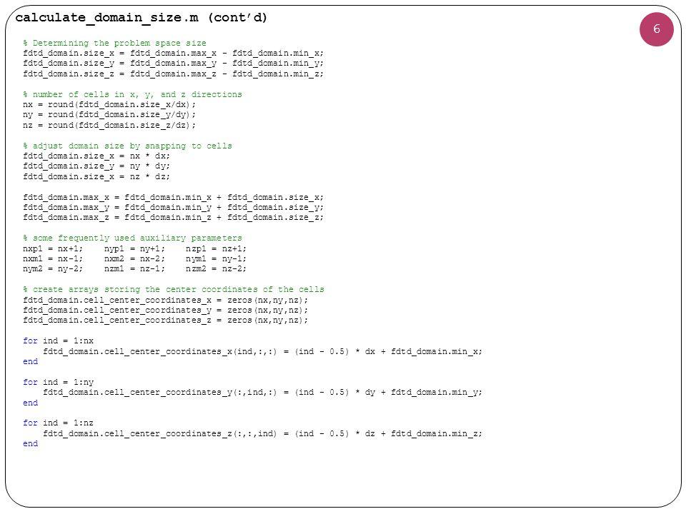 4.2.5.1 Calculation of Sampled Voltages 오른쪽 그림과 같은 배치에서 전압 V 는 27 i, j 방향에 대해 평균을 내면 : scaling factor