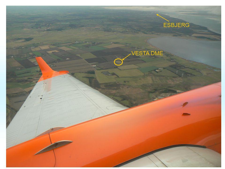 Qualifying DME for RNAV Use 21 of 26IFIS 2008, OKC VESTA DME ESBJERG