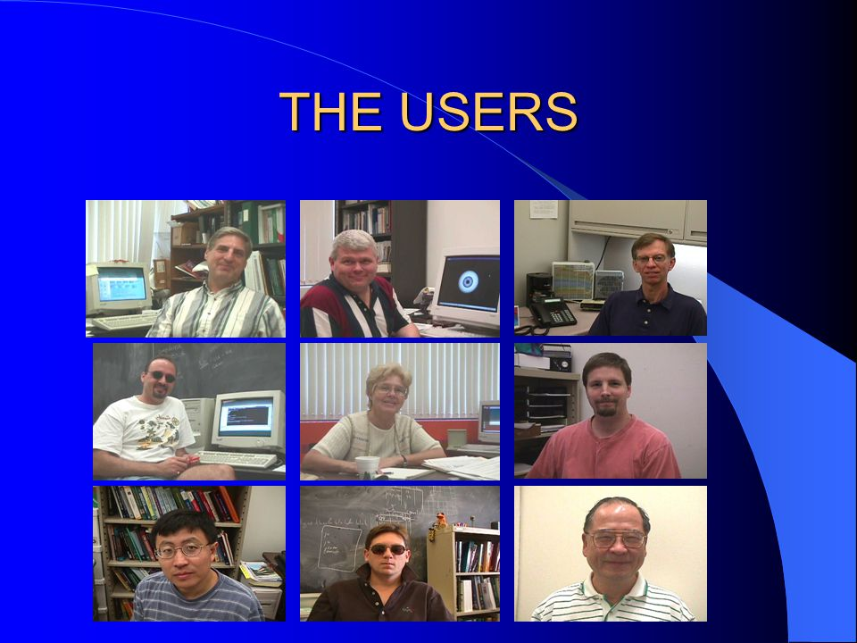 THE USERS