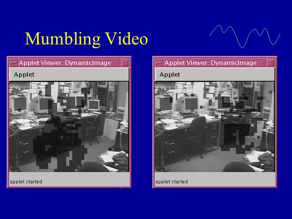 Mumbling Video