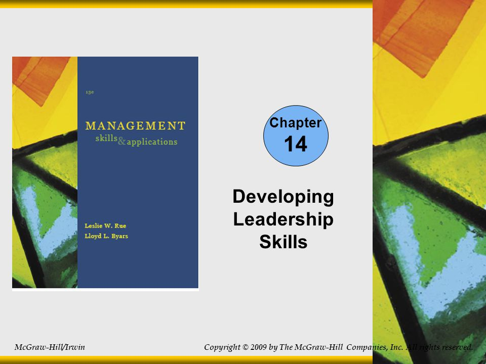 14-22 Leadership Style and Leadership Situations Figure 14.7