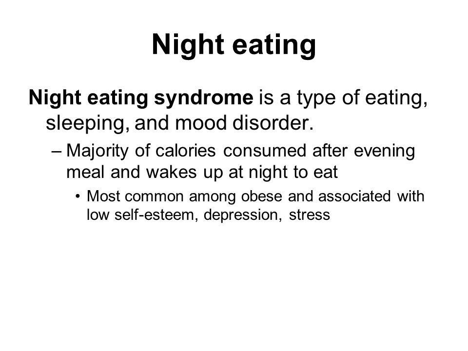 Binge-Eating Disorder Binge eating disorder involves compulsive overeating (without purging). Eat in secret, feelings of shame Health effects are thos