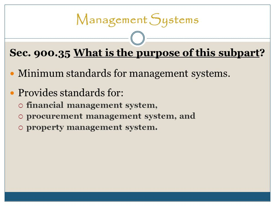 Property Management Sec.