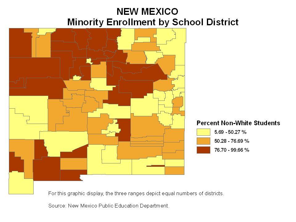 NM Minority Enrollment