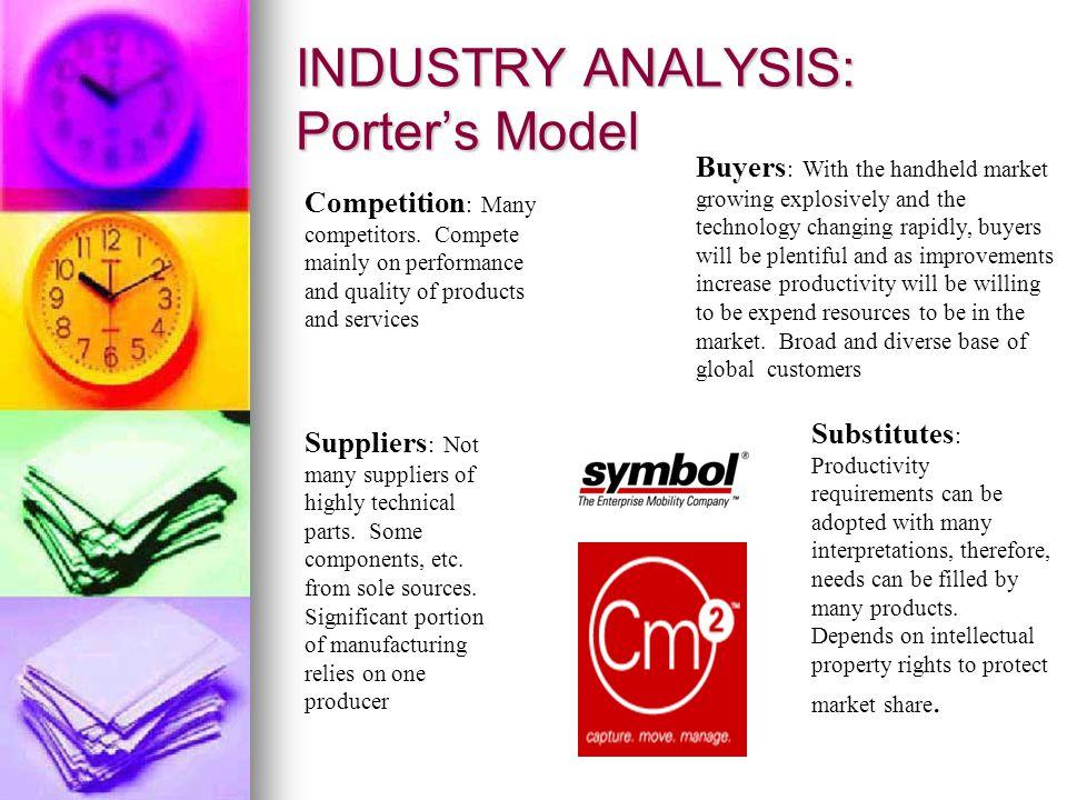 COMPANY ANALYSIS Symbol Technologies, Inc.