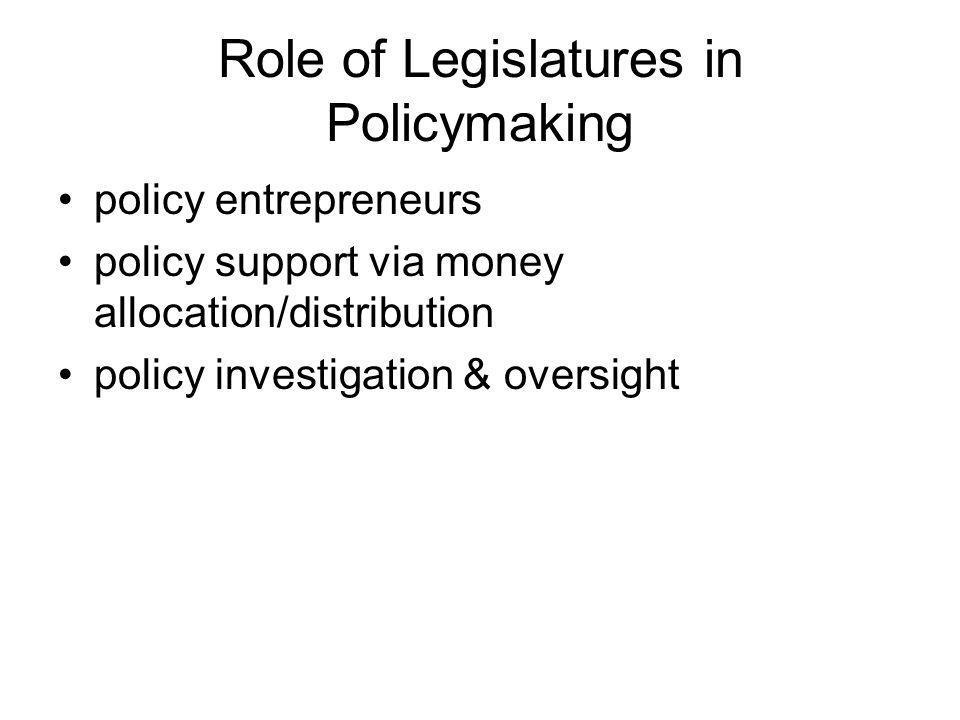 Subcommittee Setting