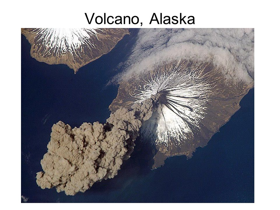 Volcano, Alaska