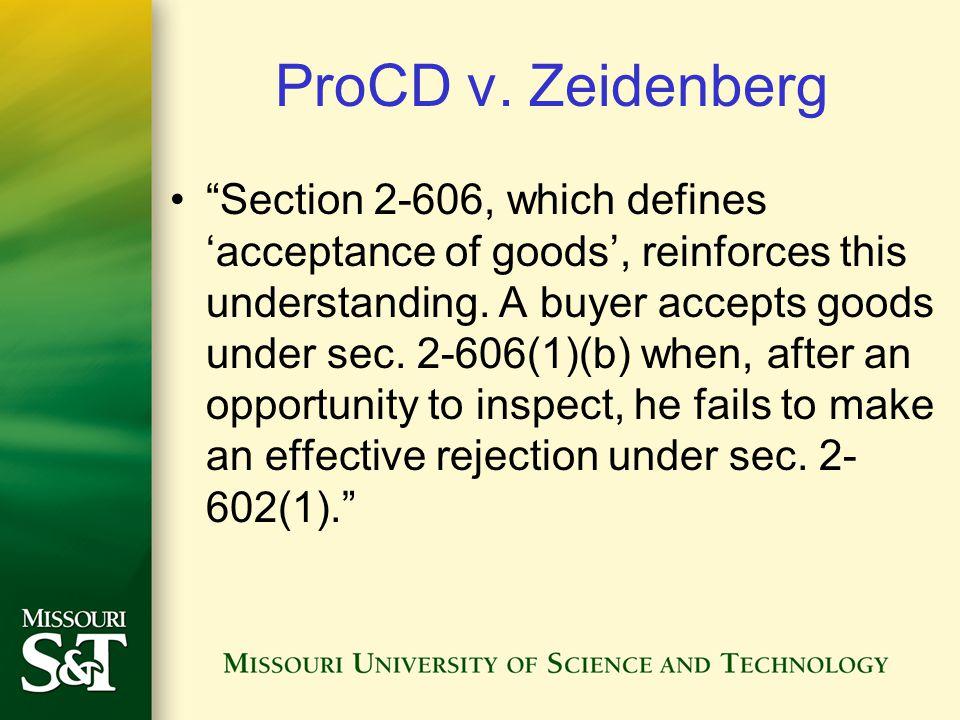 ProCD v.