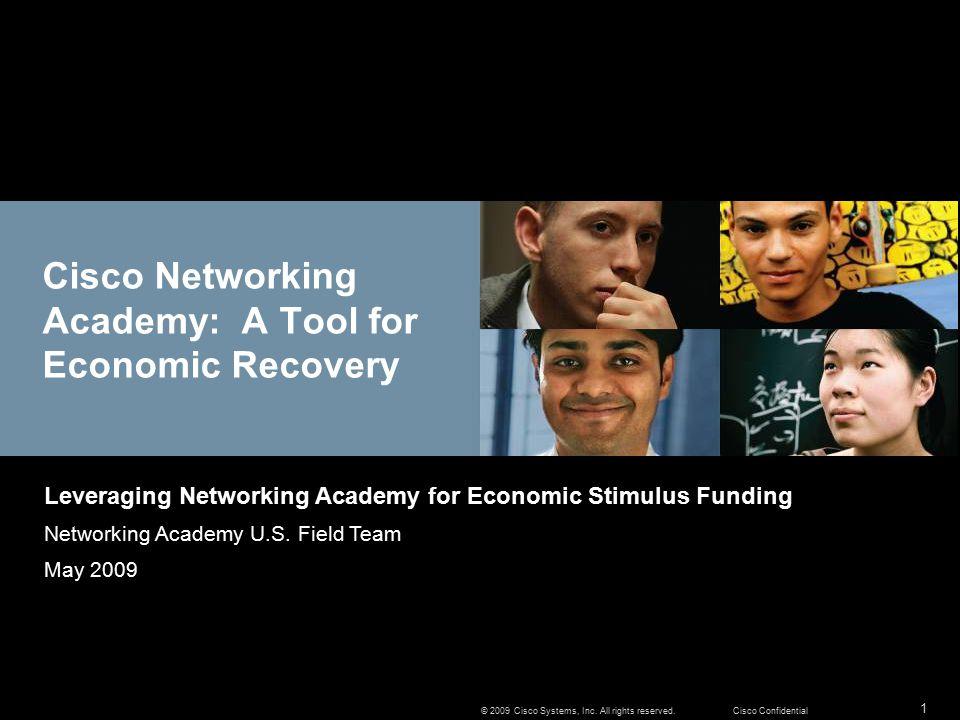 1 © 2009 Cisco Systems, Inc.