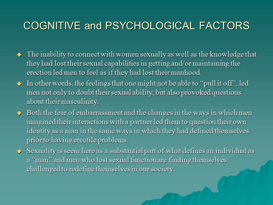 Case example, Luc Psychosexual evaluation:  Obsessive behavior, negative anticipation.