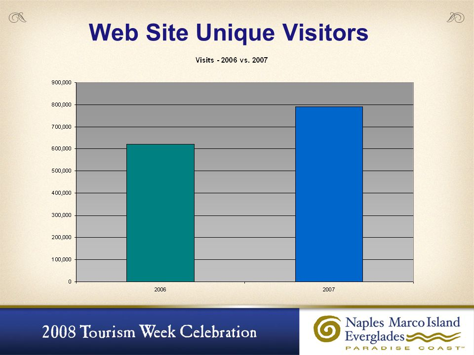Web Site Unique Visitors